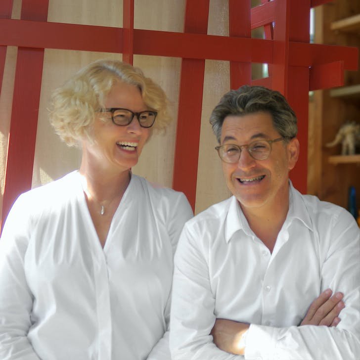 Julie Smith-Clementi and Frank Clementi have set out on their own with a new practice, Smith-Clementi. Image courtesy of Steven Eickelbeck.