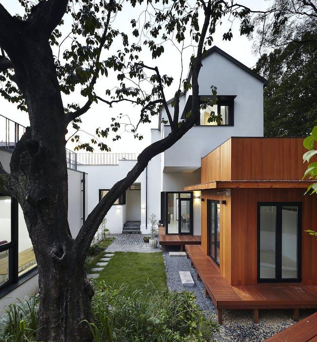 The House of Prajna in Kwachon, South Korea by studio_GAON; Photo: Yong Kwan Kim