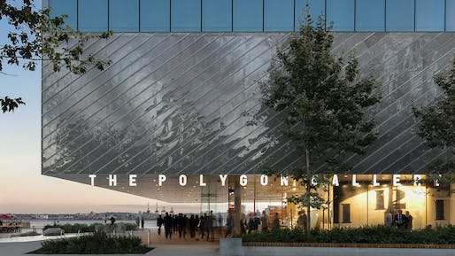 The Polygon Gallery by Patkau Architects © James Dow