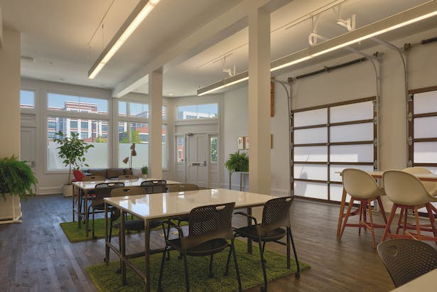 Exhibit and Coworking Space
