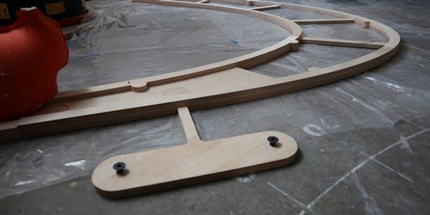Base track design