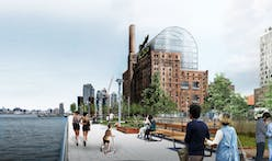 PAU Studio unveils updated plans for Domino Sugar Refinery in Brooklyn