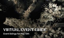 Online events today worth checking out include David Gissen, Eric Salitsky & Rachel Armstrong