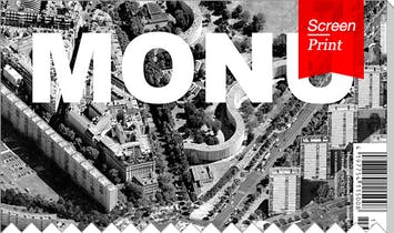"Screen/Print #6: MONU's ""Greater Urbanism"""