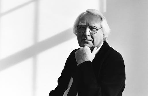 Richard Meier. Photo: Richard Phibbs.