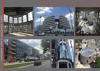 Garennes office buildings - Building Kleber (Paris):