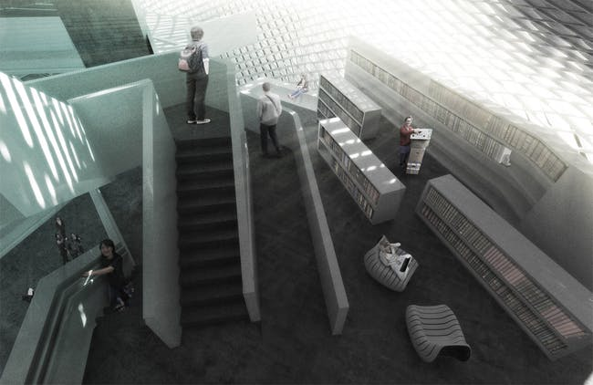 'The Cloud' by MinusArchitectureStudio {MAS}