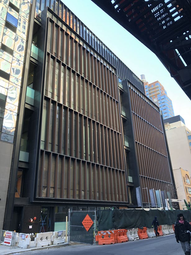 522 West 29th Street Construction