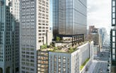 Construction begins on 1.4 million-square-foot office complex in New York city