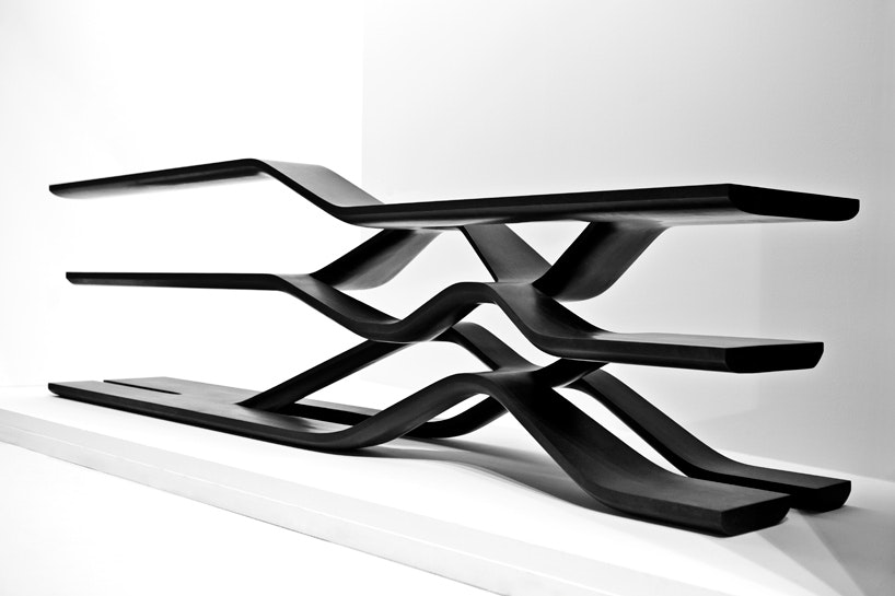 Zaha Hadid Took To Milan Design Weeku0027s Salone Del Mobile To Unveil A Series  Of Brand New Series Of Furniture. Created For Italian Interior Design Firm  CITCO ...