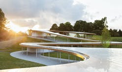"""SANAA's meandering """"River"""" community center opens to the public"""