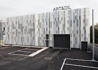 new art&dil headquarter