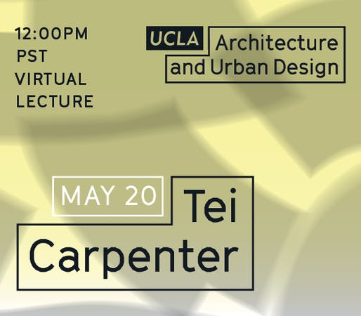 Virtual Lecture with Tei Carpenter