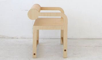 Waka Waka's furniture strikes a balance between simplicity and playfulness