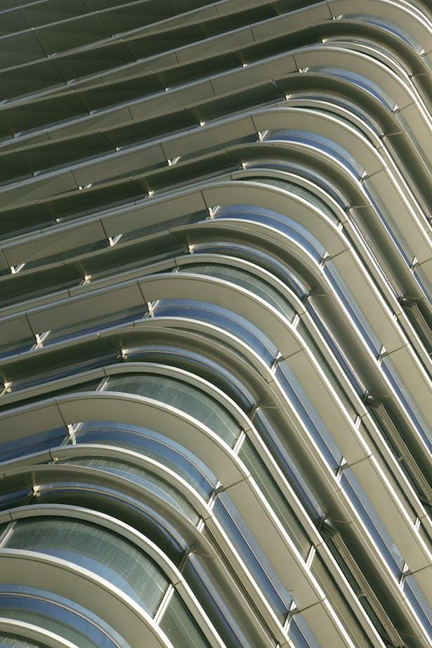 Xiamen Fortune Centre by Aedas