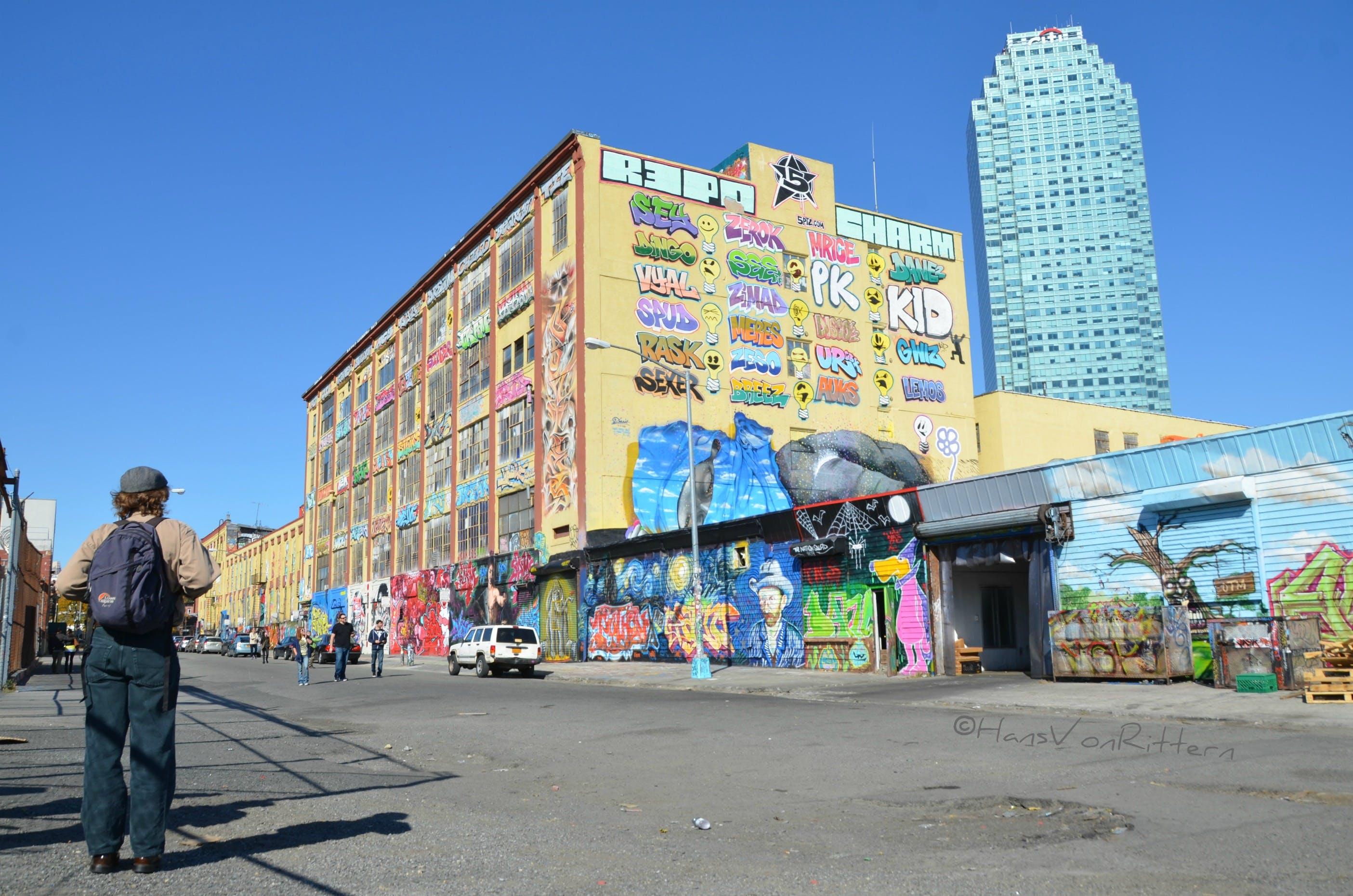 5 pointz long island city image hans von rittern via http