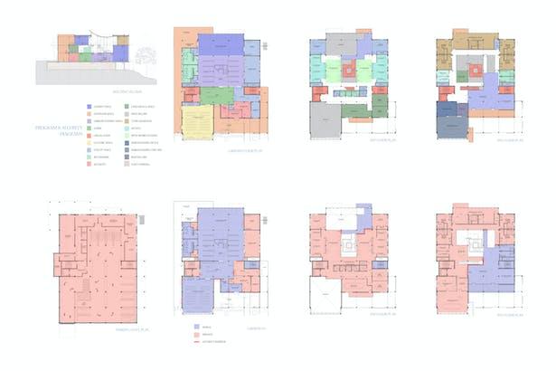 Embassy Program & Security Diagrams