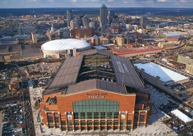 Lucas Oil Stadium J Michael Anderson Archinect