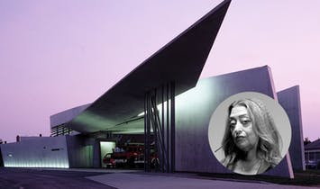 From the Ground Up: Zaha Hadid