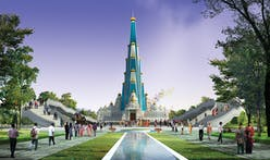 Indian Hindu temple planned as world's tallest religious structure