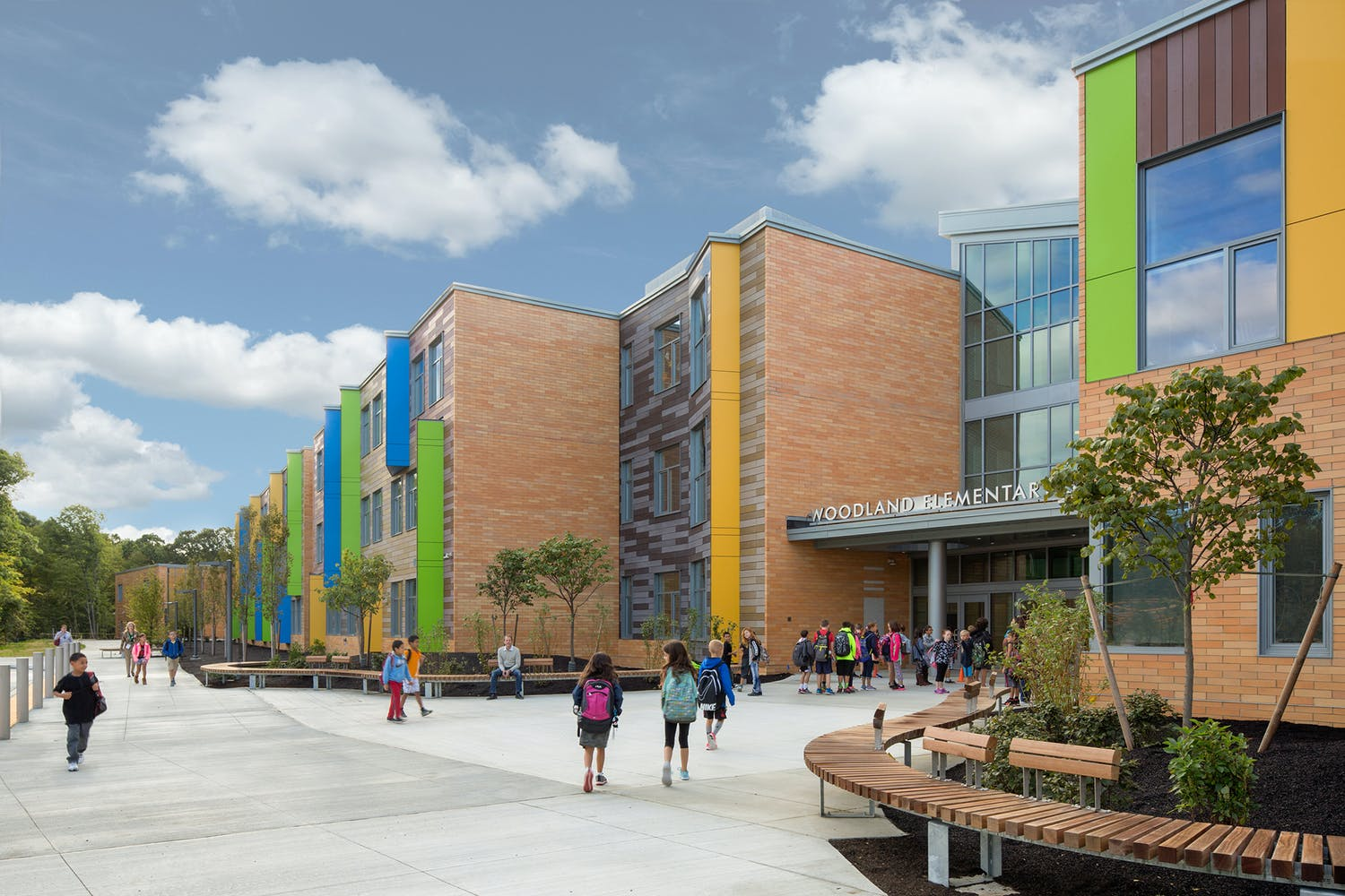 hmfh architects earns top k 12 national design award for woodland