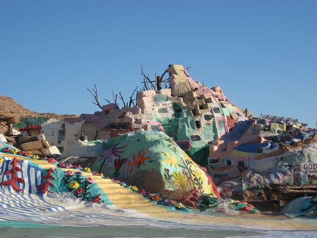 Αποτέλεσμα εικόνας για slab city california