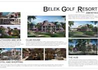 Besneli-Belek, Golf Resort