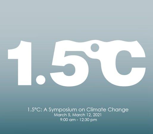 AIA Los Angeles 1.5 ºC Symposium on Climate Change