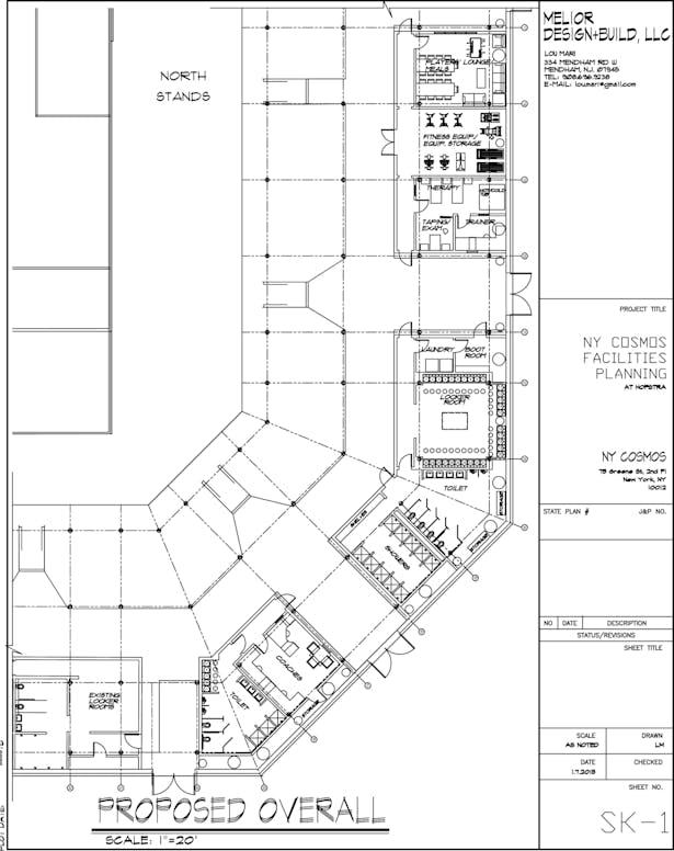 Shuart facility planning
