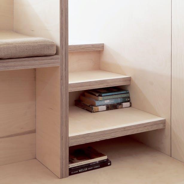 Trias Studio Slate Cabin P09