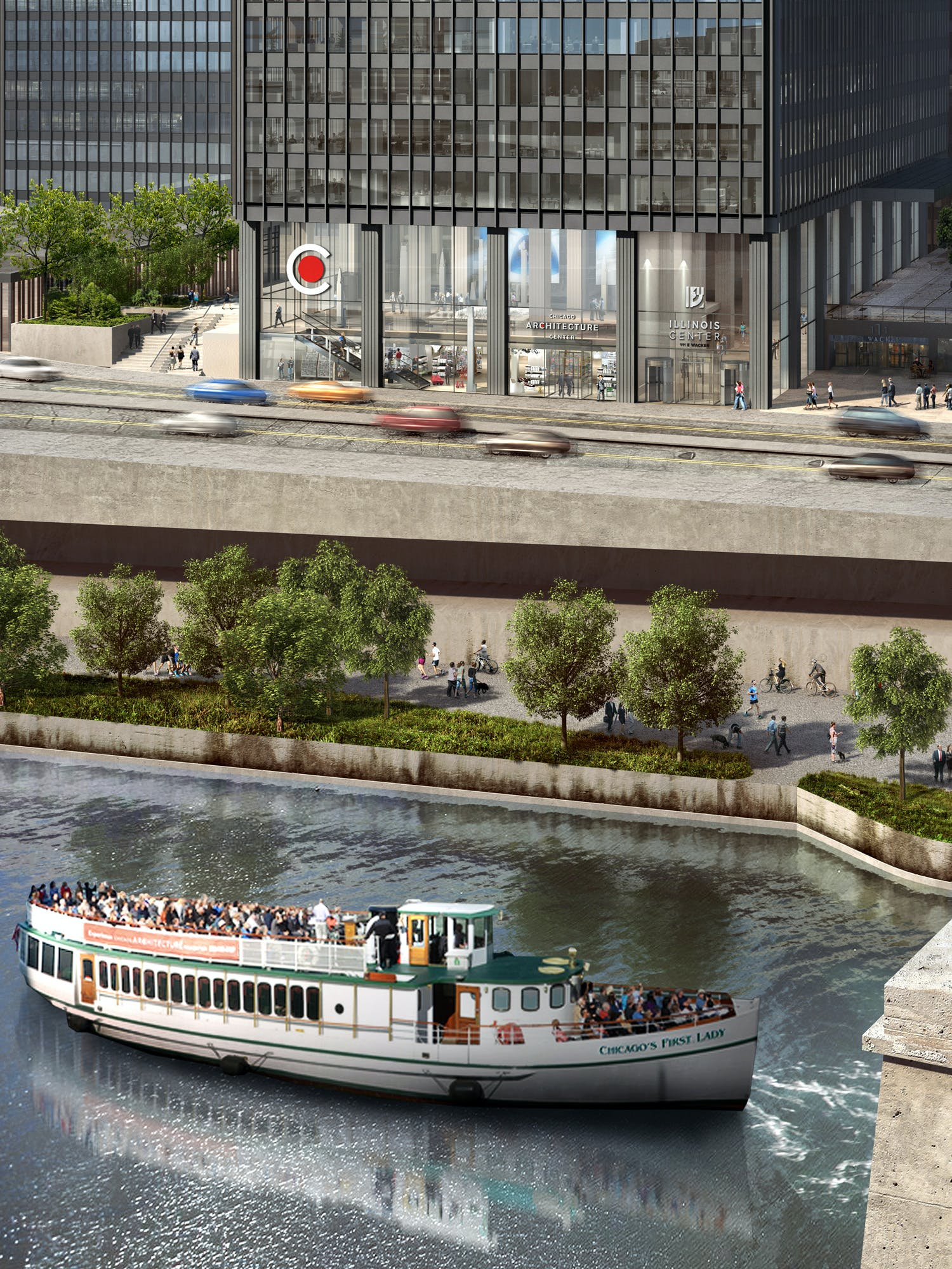 The chicago architecture foundation announces the chicago for Innovation consulting firms chicago