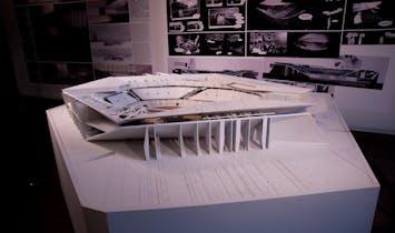 """Yaohua Wang wins 2014 Harvard GSD thesis prize with """"Salvaged Stadium"""""""
