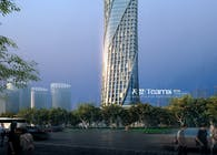 Qian Shan Office Landmark Zhuhai – China