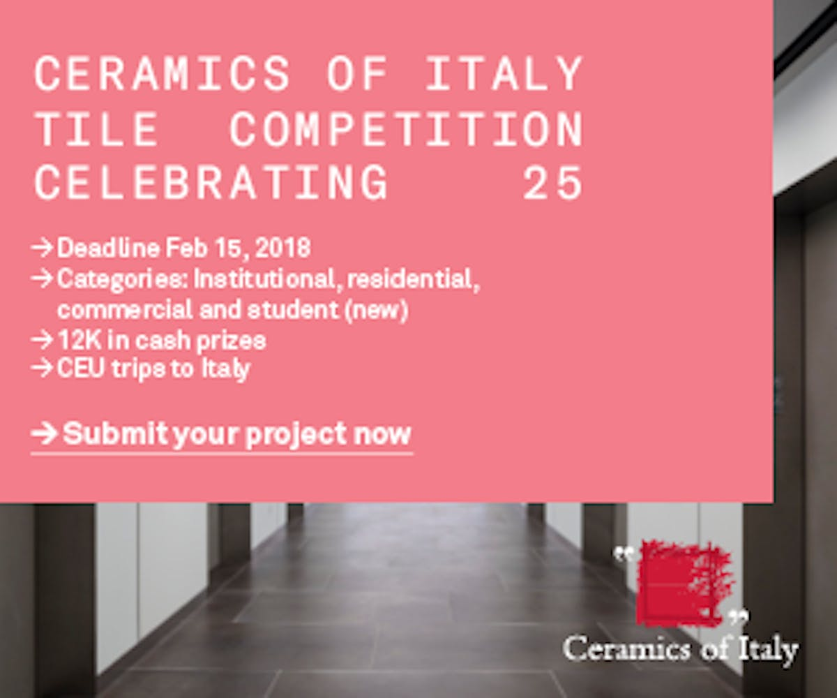 2018 ceramics of italy tile competition dailygadgetfo Images
