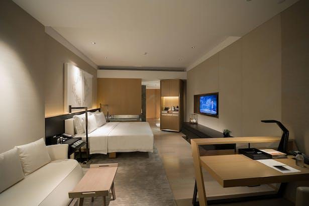 HUI Hotel Shenzhen_hotel room