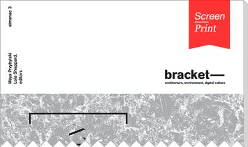 "Screen Print #49: ""Bracket"" ponders how architecture should respond in extreme times"