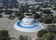 The Solar Circular Pool House
