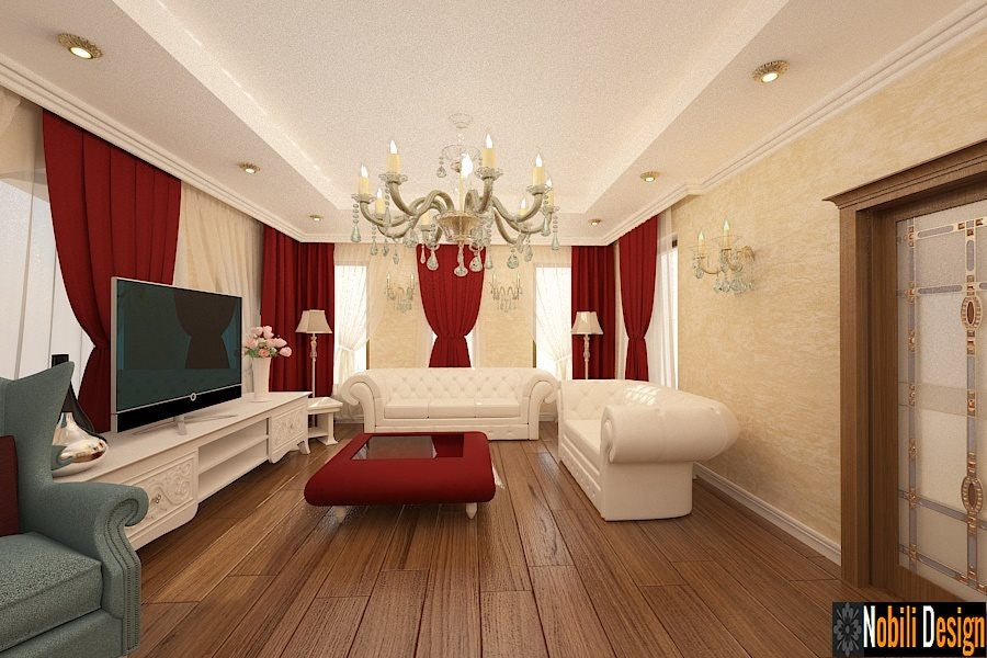 Interior design ideas for classic houses Interior
