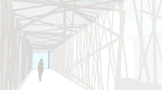 Rendering from library