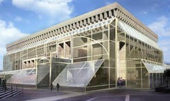 Art college professor suggests makeover for brutalist Boston City Hall