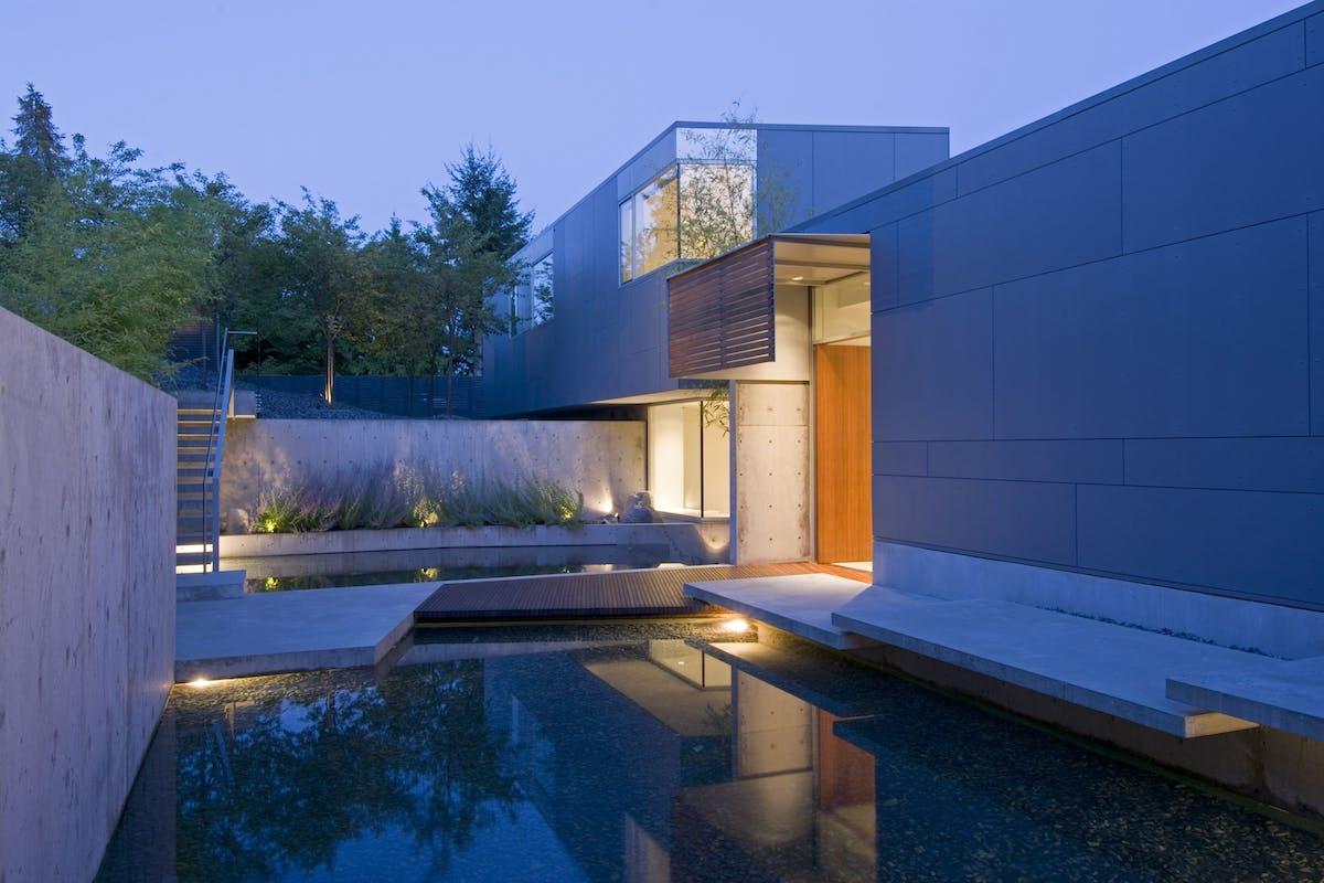 Esquimalt House   Mcleod Bovell Modern Houses   Archinect