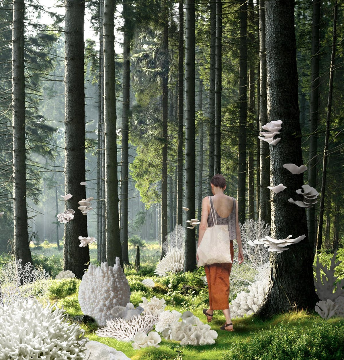 Five landscape art installations selected for 2020 ...