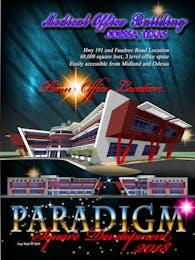 Paradigm Square Office building, Odessa, Texas