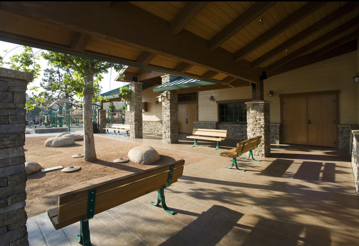 Little Bear Lodge At Camp Little Bear Park Robert