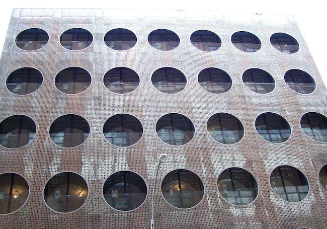 The Dream Downtown Hotel in Manhattan (via wikipedia)