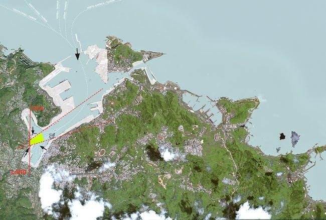 Land-sea axis (Image: PAR)