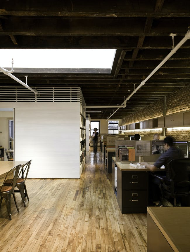 MNA Office and Design Studio in New York, NY by Michael Neumann Architecture