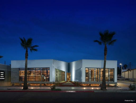 Commercial/Industrial Award winner: Deli Loop, located in Baja California, Mexico. Image: Tom Bonner.