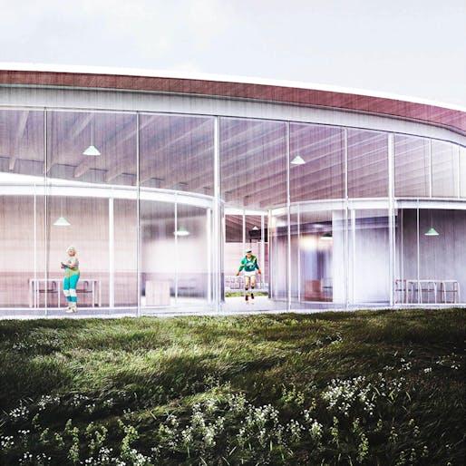Healthcare Building Award Winner – LOOP - The playful Alzheimer's house by Tom Paturel (France)