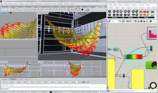 #parametricanalysis #generativedesign #grasshopper #bioarchitecturestudio